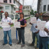 Benschop leads handful of protesters against GPL