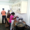 Linden Church digs deep into its own coffers for feeding programme