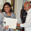 "Granger calls on Ramotar to apologise for ""vulgar"" Priya remarks"