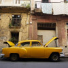 The cars of the Cuban trade embargo