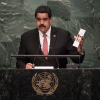 Maduro plays down border row and claims troop build up was narco fighting effort