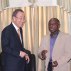 UN Investigative team to visit Guyana tomorrow; Ban hold talks with Greenidge