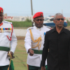 Mr. Ramotar should not now concern himself with national security matters  -Pres. Granger