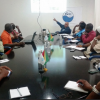 GWI briefs stakeholders on level of East Demerara water conservancy and impact of dry weather