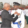 Servicemen honoured for outstanding service and border defence