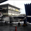 Aircraft engineer injured as wing of plane explodes during maintenance