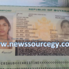 Dataram's reputed wife was using Guyana passport in false name that was issued this year