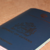 Application For Passport Guyana