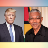 President Granger offers congratulations to US President-Elect Trump and sees no change in relationship