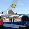 Fly Jamaica and CAL planes grounded after arriving CAL jet hits ...