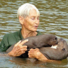 The Otter Lady, Conservationist Diane McTurk passes on