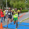 Guyanese athletes perform well at Suriname 10K Run.