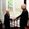 President and Opposition Leader meet on appointment of new Ombudsman; Justice Winston Patterson to be appointed