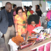 First Lady's Self-Reliance programme to now train the trainers
