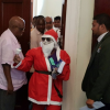 "Parliament office probing Santa's arrival as ""serious breach of security"""