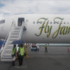 Fly Jamaica begins to clear backlog of flights as 767 returns to full service