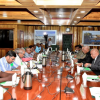 President and Cabinet Members meet GAWU and NAACIE on sugar industry issues