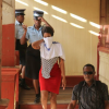 """""""Lola"""" granted bail on assault charge but will remain under probe for harbouring fugitive"""