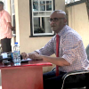 Blackout forces Jagdeo to host press conference in yard
