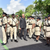 President urges acceleration of security sector reform as Police Officers' Conference opens