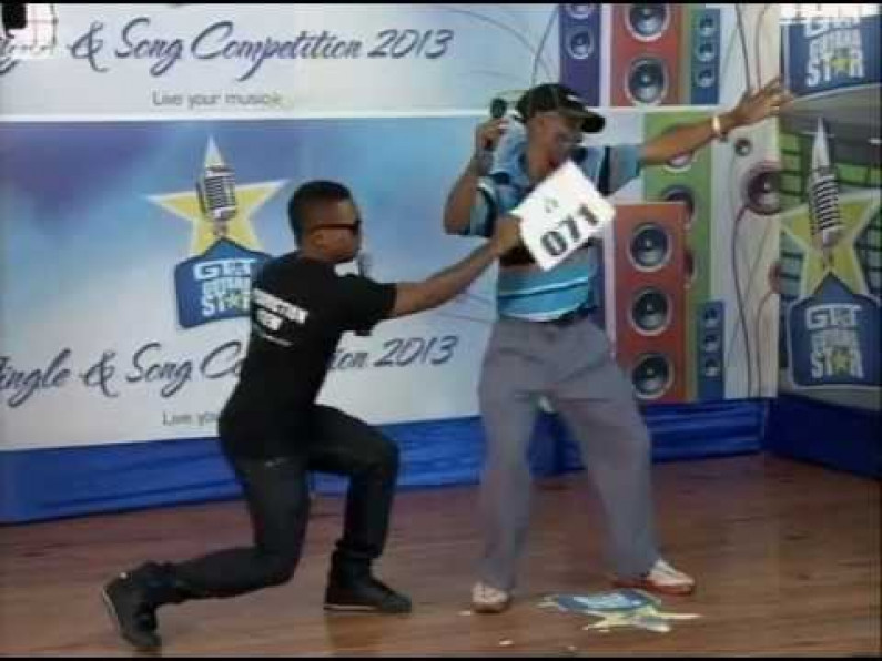 GT&T Guyana Star Georgetown Auditions 2013