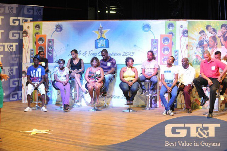 Guyana Star Competition enters Final 30