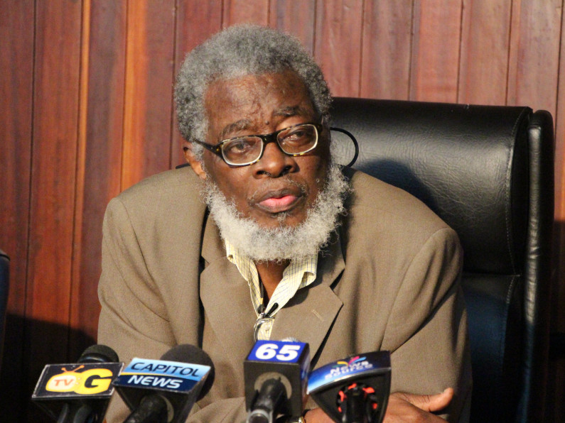 Luncheon compares vote on Amalia to Linden killings