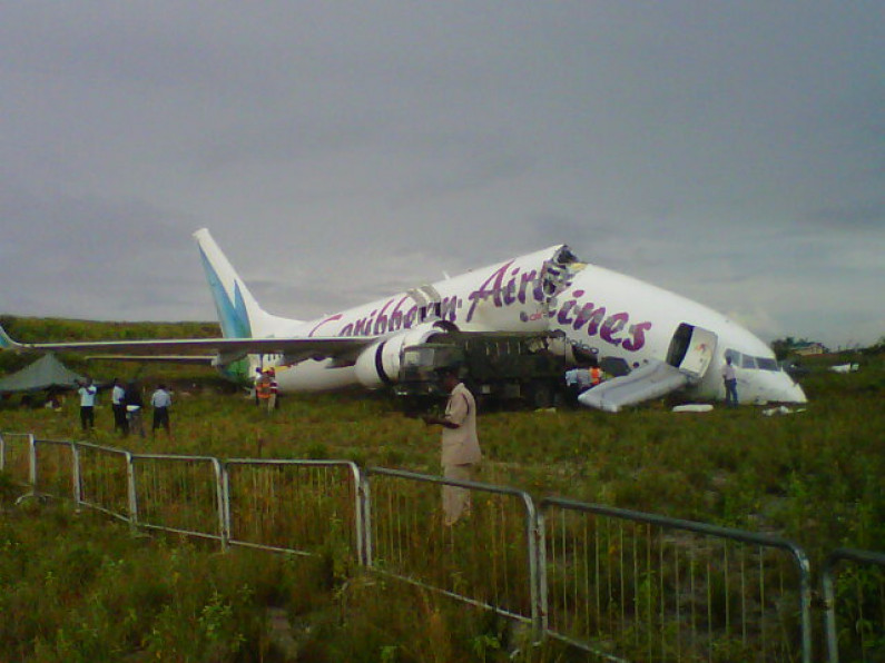 Government to release Caribbean Airlines Crash Final Report