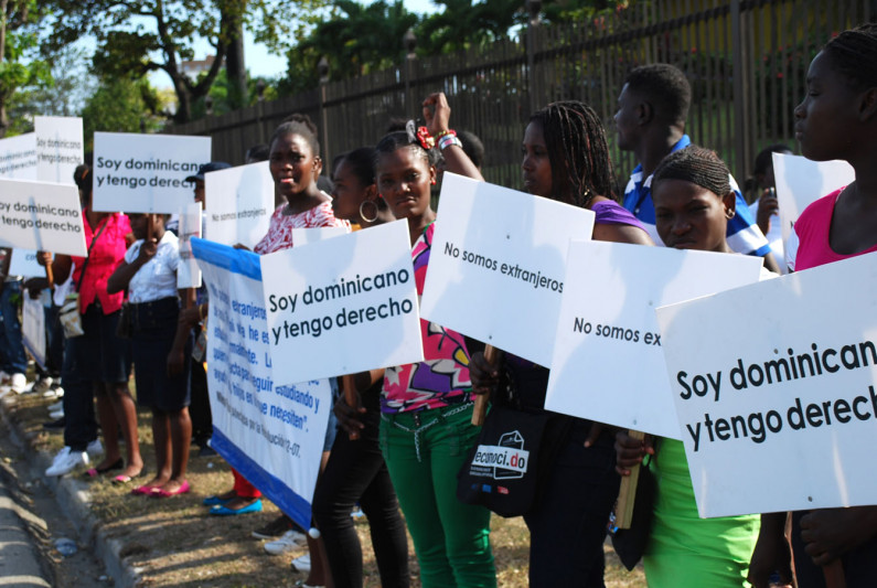 CARICOM not happy with Domincan Rep. ruling on nationality