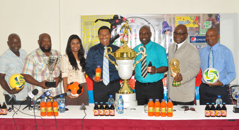 Kashif and Shanghai Schools Tournament launched
