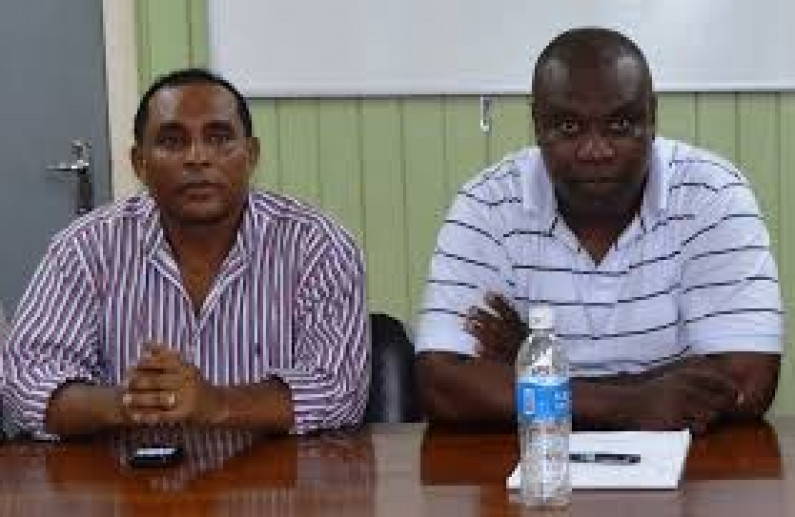 GFF Vice President wants the GFF President to resign