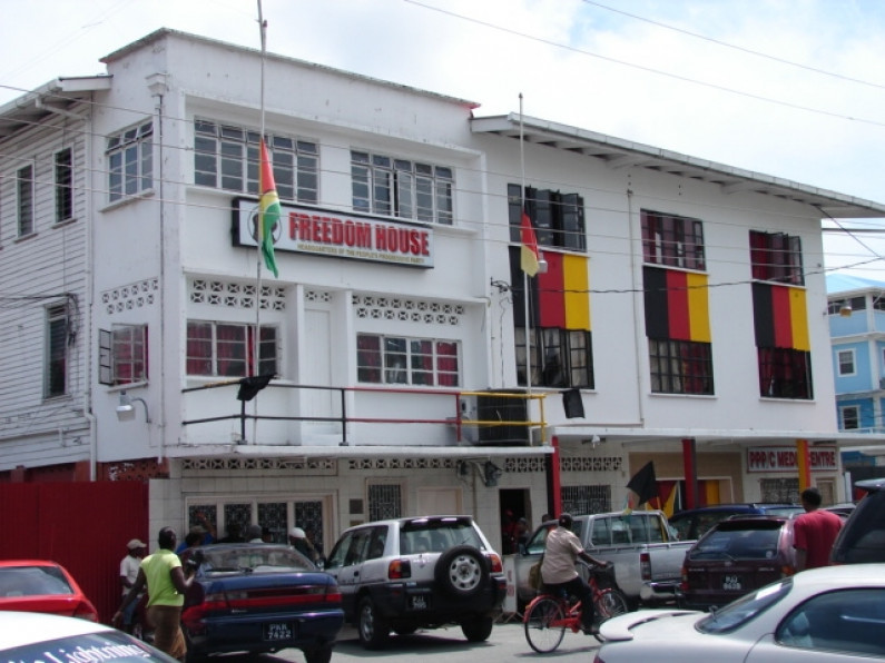 PPP commits to fighting corruption and calls on Guyanese to join them