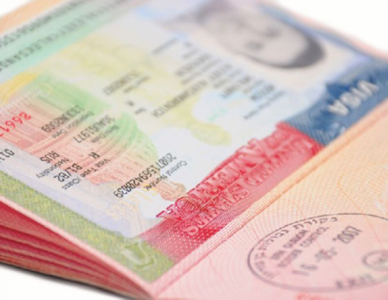 Nearly 60% of Guyanese U.S visa applicants are successful   -Amb. Holloway