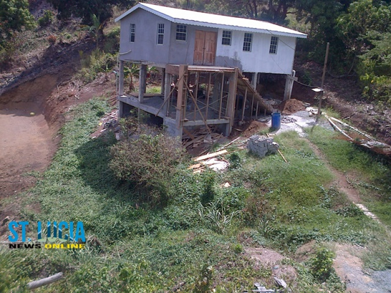 """""""Evil Spirits"""" force Guyanese out of St. Lucian home"""
