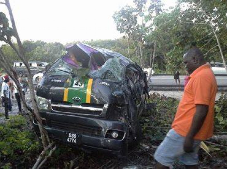 Two killed in Linden highway accident