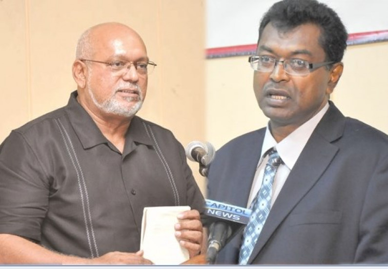 Ramotar tells Ramjattan, elections will give AFC explanation opportunity