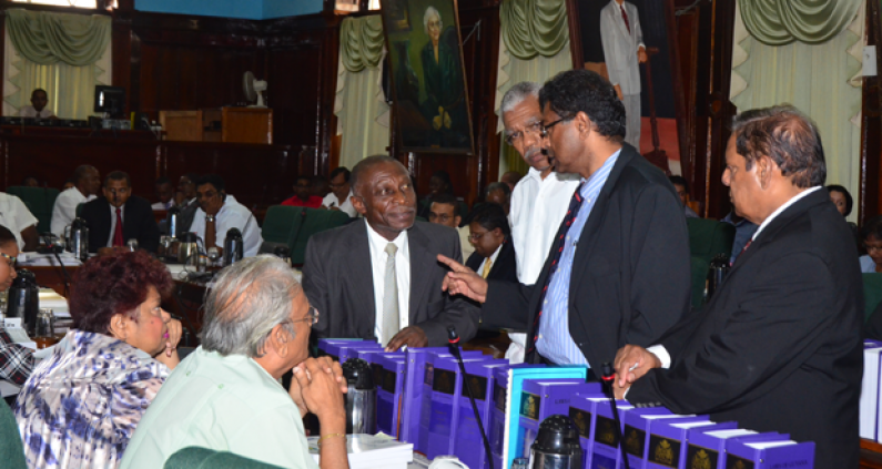 APNU to join AFC with no confidence motion against the Government