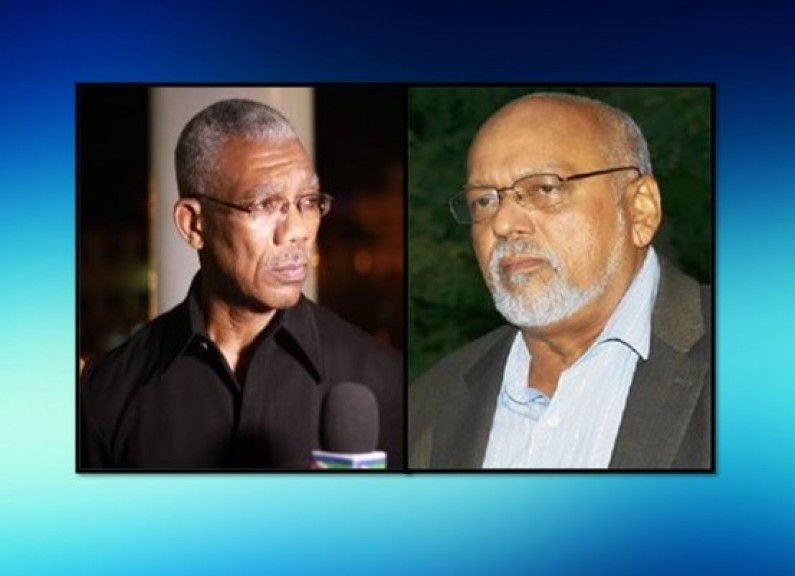 Granger issues ultimatum to Ramotar to call Local Government Polls