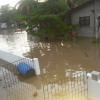 Nandy Park and Republic Park swamped with flood waters after koker breaks