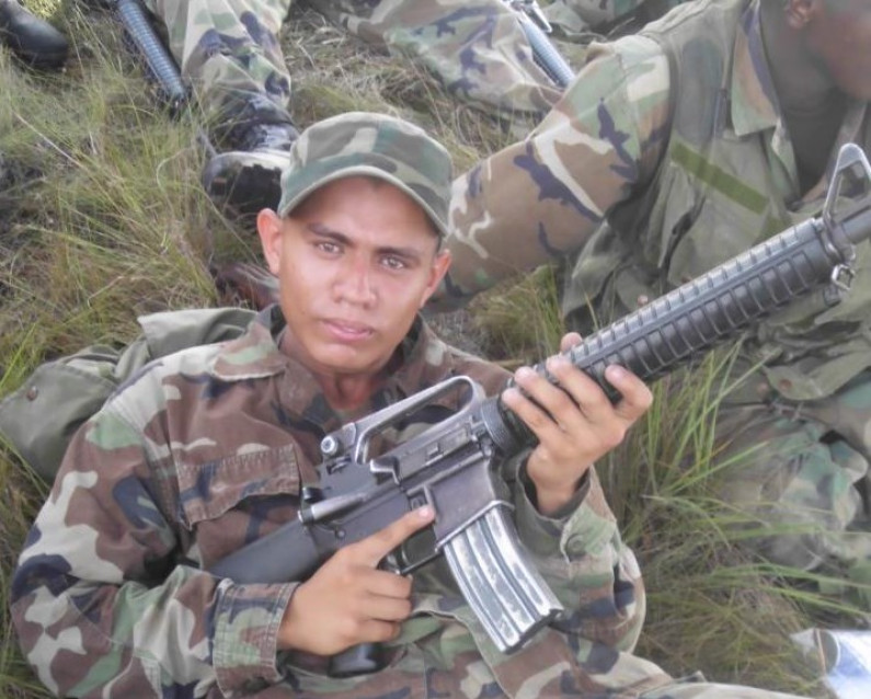Belizian soldier working in Guyana robbed and shot multiple times