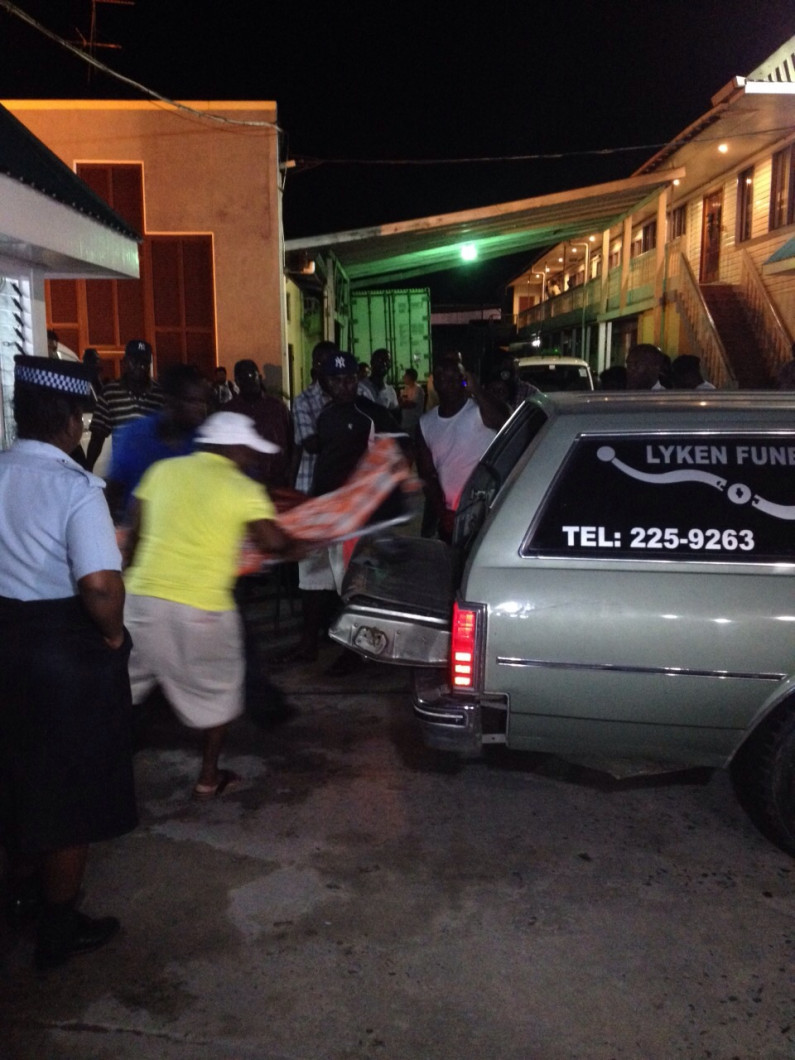 Gunmen kill security guard in failed robbery at Sterling Products