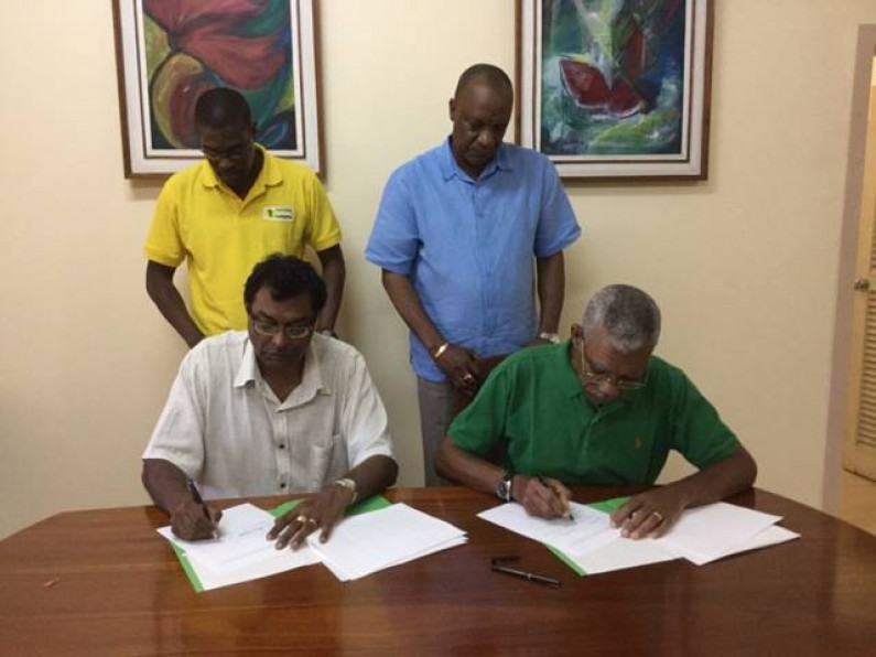 APNU and AFC join forces for 2015 Elections