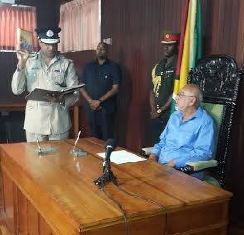 Granger doesn't recognize Top Cop's confirmation