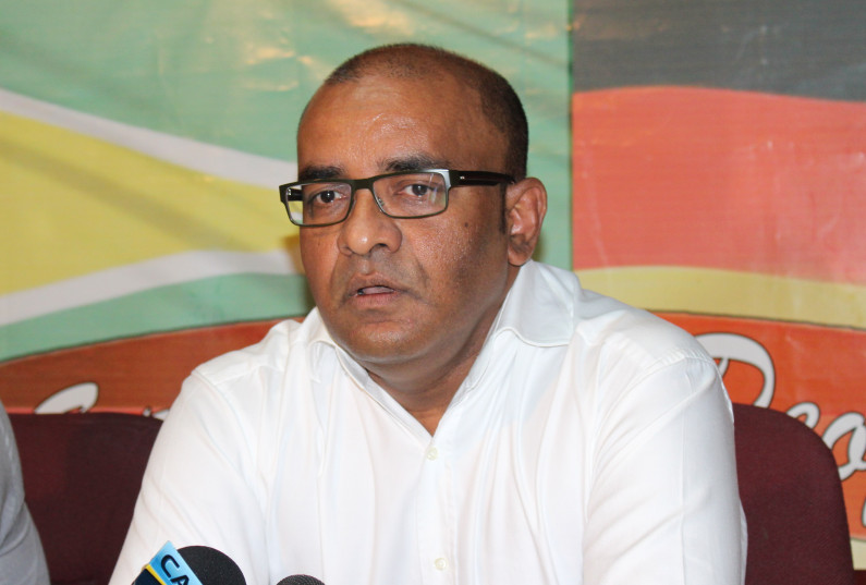 I don't know whether I am an asset or liability to PPP   -Jagdeo