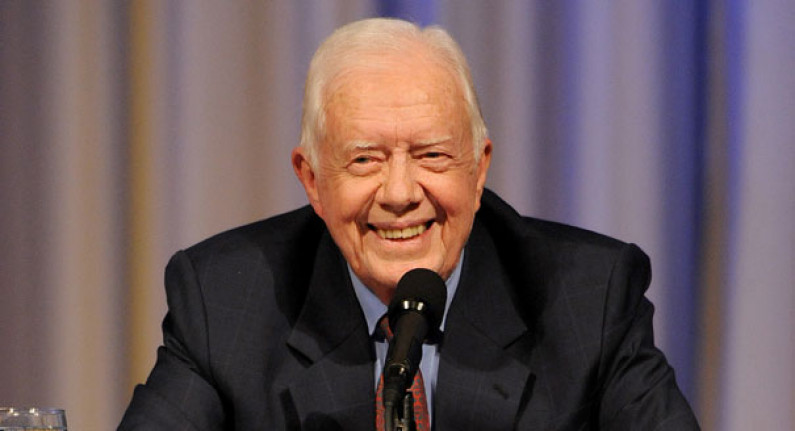 Jimmy Carter confirmed for Guyana Elections visit