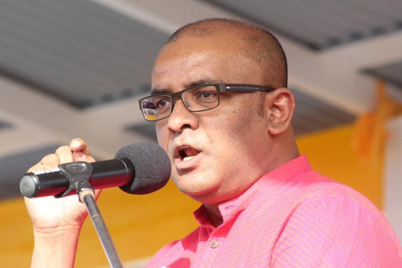 Jagdeo plans to change face of the PPP by including more Afro-Guyanese
