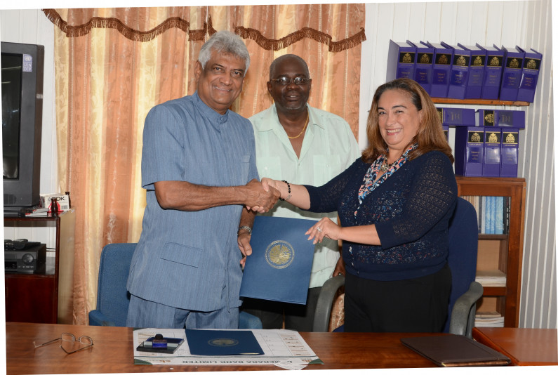 OAS and GECOM sign Observer Mission agreement for elections
