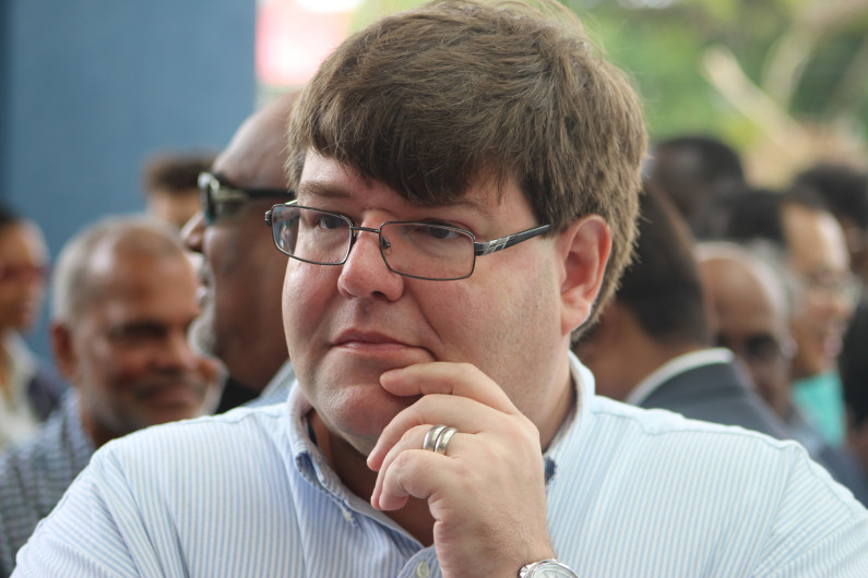 U.S Envoy to Guyanese youths: If you don't vote, then don't complain afterwards