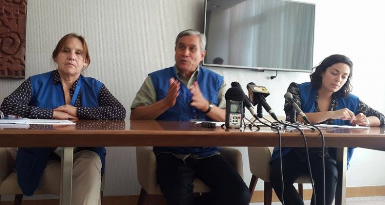 UNASUR observers dissatisfied with provisions for elderly and disabled voters