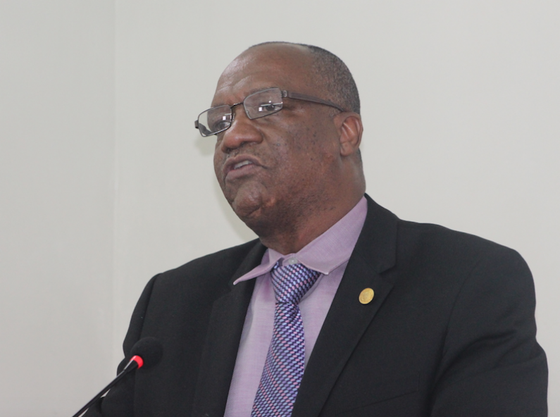Not a blind cent of public money spent on Ministers' New York trip    -Harmon